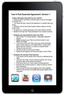 iPad Essential Agreement shot