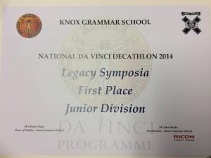 Legacy Symposia